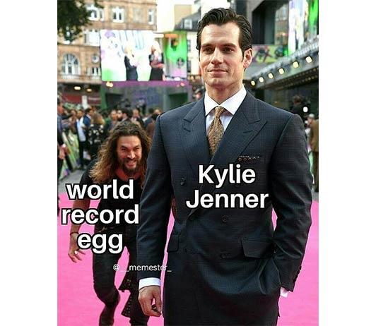 Kylie Egg Meme