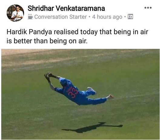 Hardik Pandya Meme