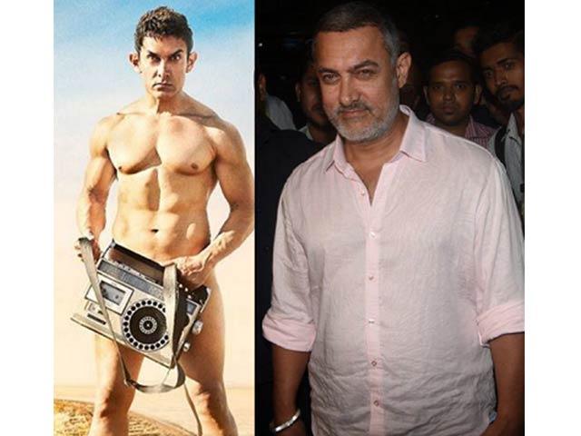 Aamir Khan as Mahavir Singh Phogat