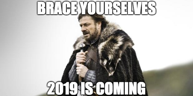 Everything trending in 2019
