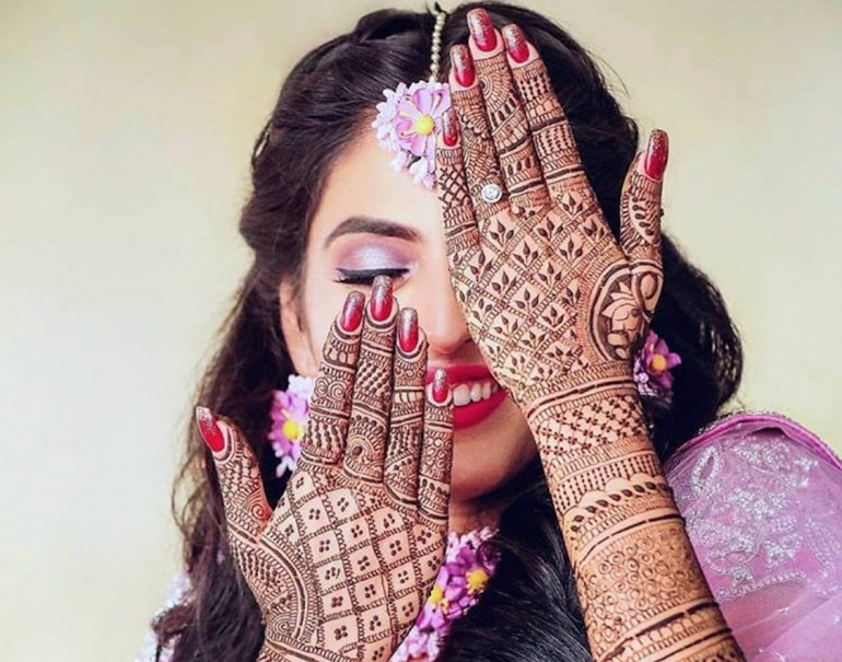 3dbea6274 100+ Latest Mehndi Designs For 2019 | Simple, Arabic, Bridal etc ...