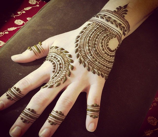 101 Simple Easy Mehendi Designs Trending In 2019 The